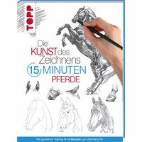 TOPP Die Kunst des Zeichnens 15 Minuten - Pferde