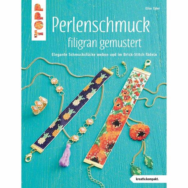 TOPP Perlenschmuck filigran gemustert