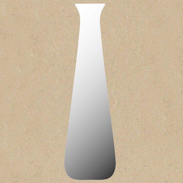 Rico Design Spiegel Vase schmal 6x20,5cm