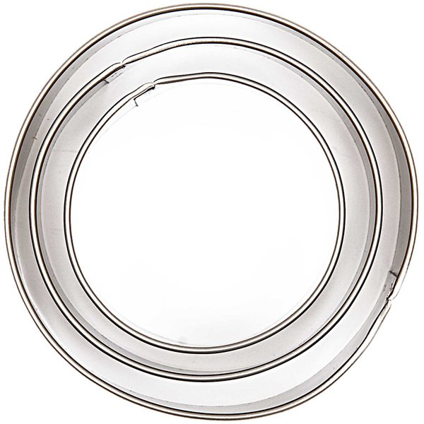 Rico Design Keksausstecher Kreise 3 Stück