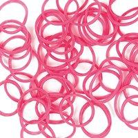 Jewellery Made by Me Loom Bänder rosa ca. 200 Stück