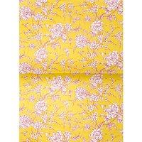 Rico Design Paper Patch Papier Schmetterlinge gelb 30x42cm