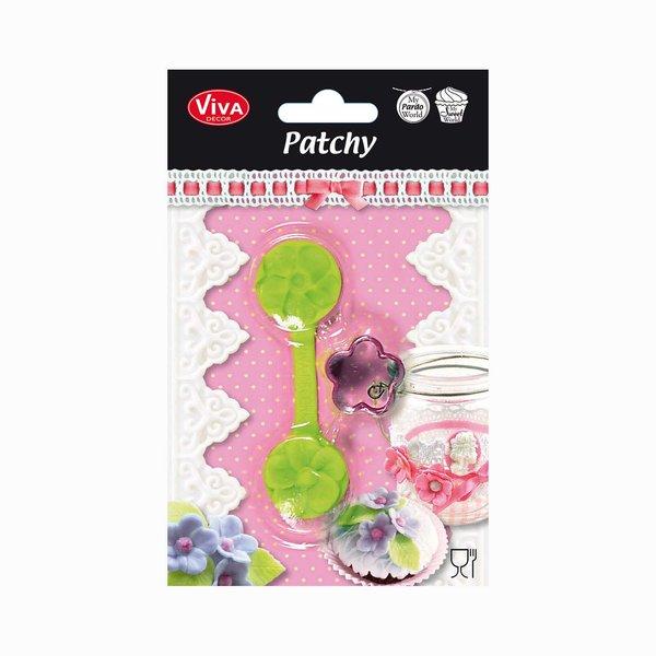 VIVA DECOR Patchy Apfelblüte mit Ausstanzer 10cm