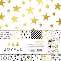 MyMindsEye Joyful - Paper & Accessories Kit