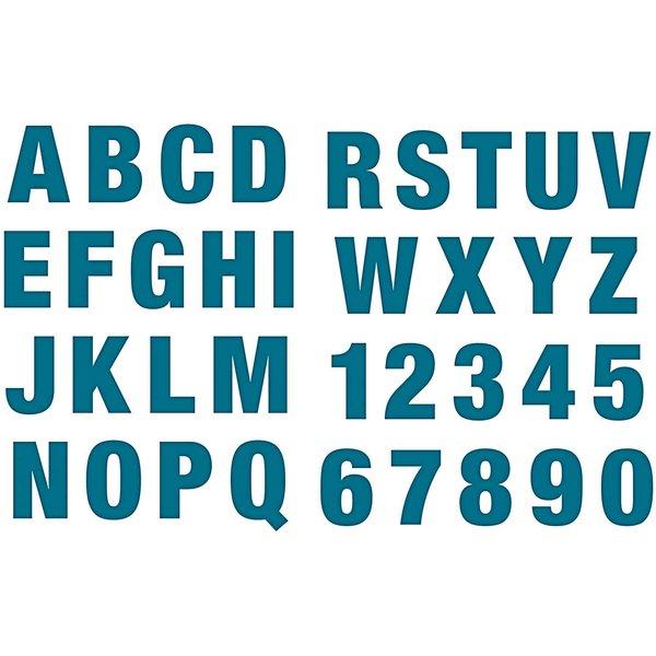 Paper Poetry Silikonstempel Alphabet und Zahlen groß