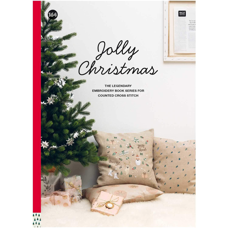 Rico Design Stickbuch Jolly Christmas Nr. 164 günstig kaufen »