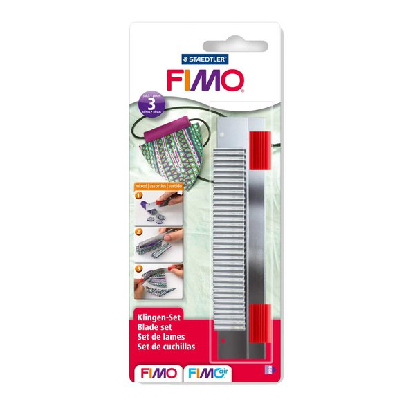 Staedtler FIMO Cutter 3 Stück