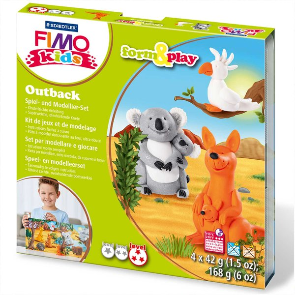 Staedtler FIMO kids Form & Play Outback