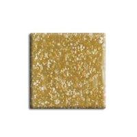 Rico Design Glas Mosaiksteine honiggelb 10x10mm