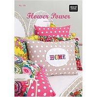 Rico Design Flower Power Buch No. 138
