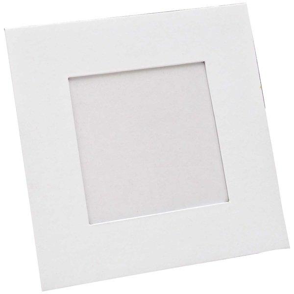 Rico Design Bilderrahmen weiß quadratisch 16,5x16,5cm