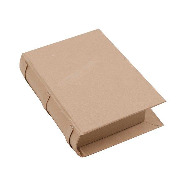 Rico Design Buchbox natur 18x13,5x4,5cm